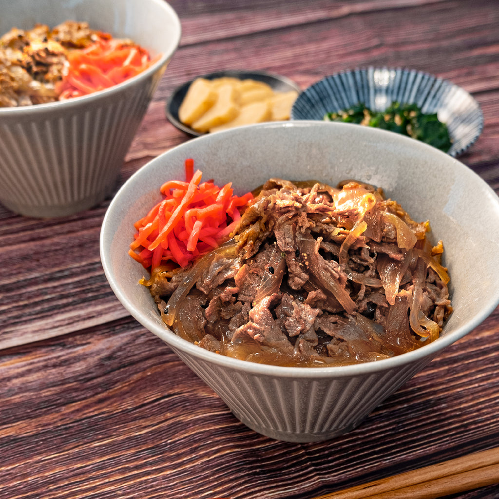 NEXT Gyudon 120g x 5 pieces (frozen)