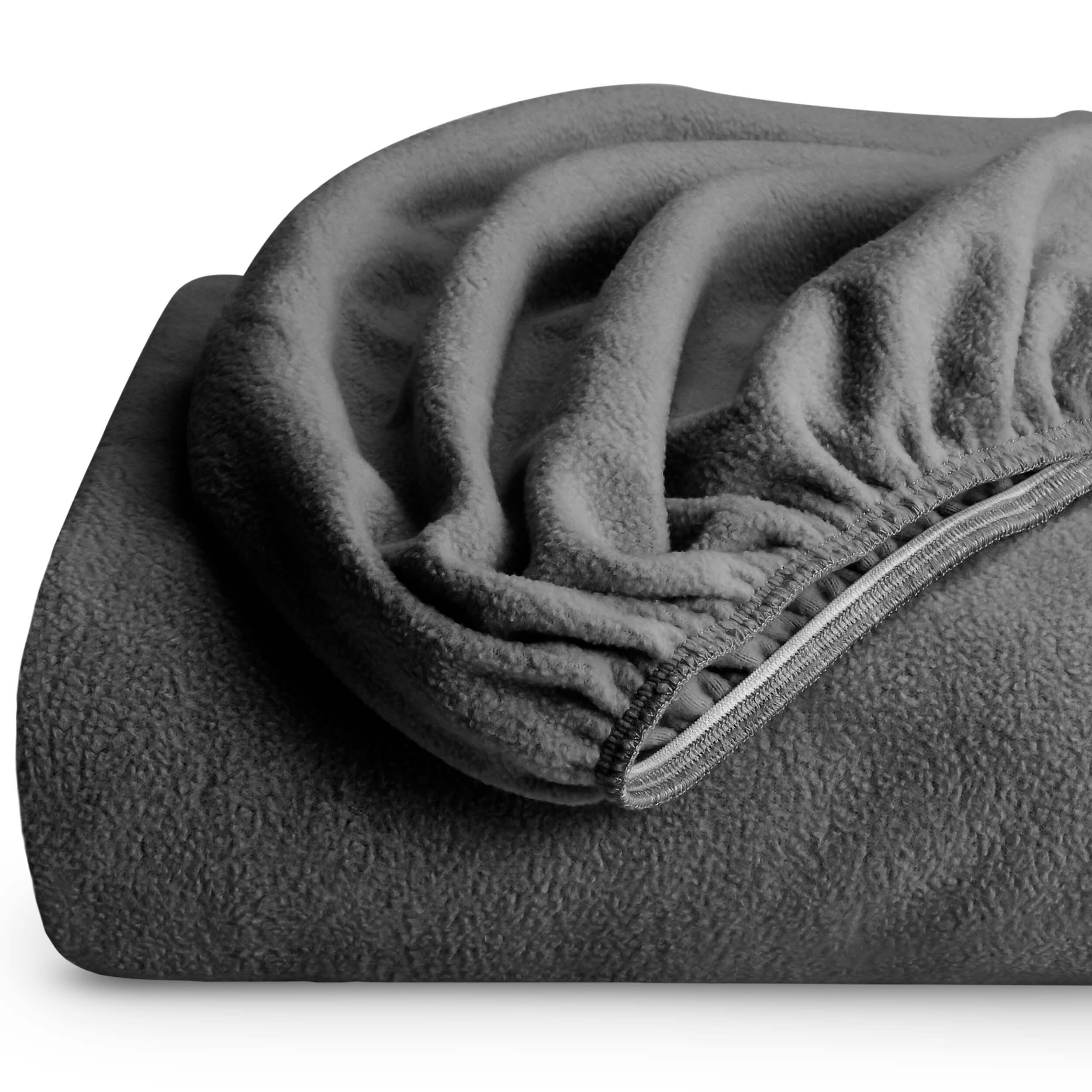Fleece Fitted Sheet