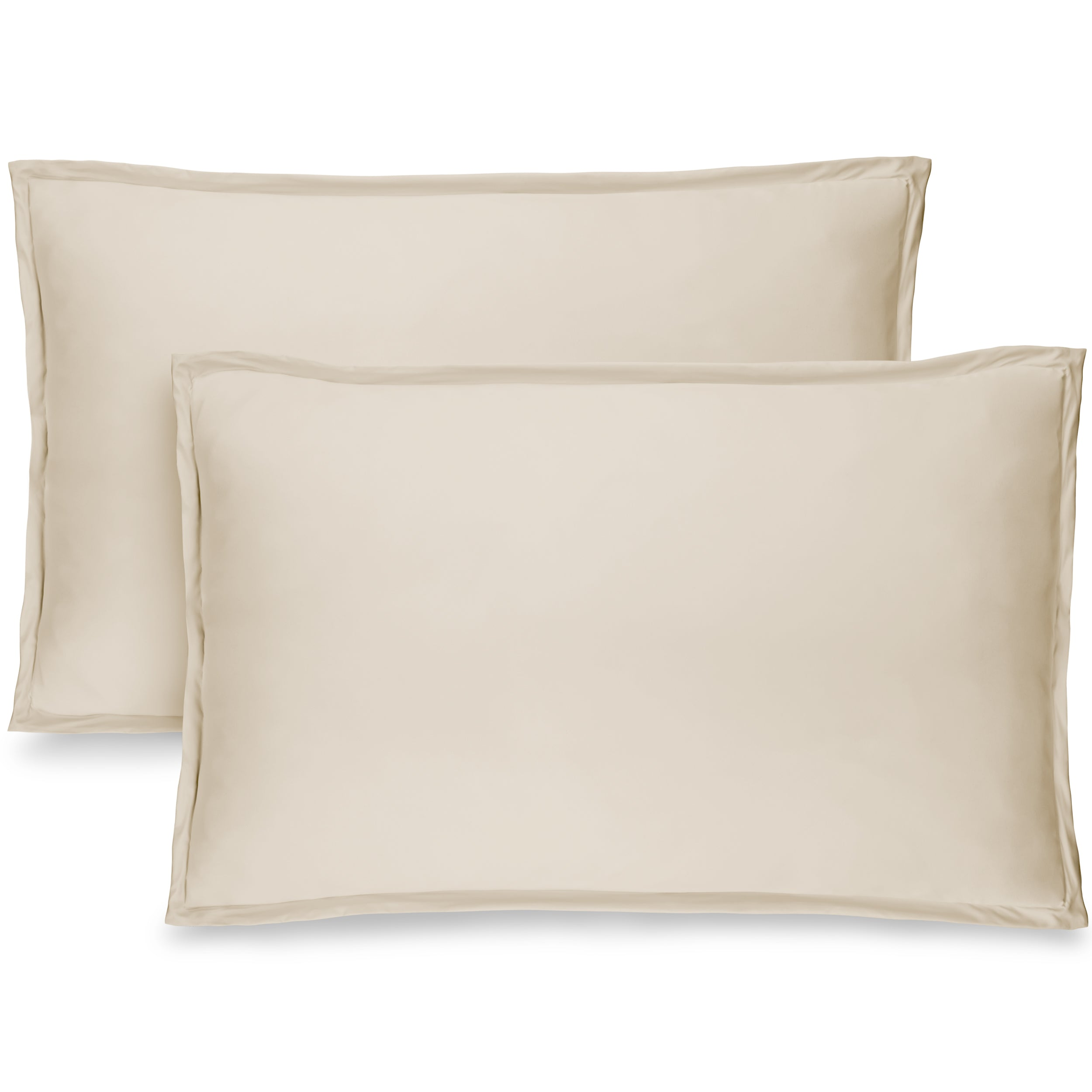 Microfiber Pillow Sham Set