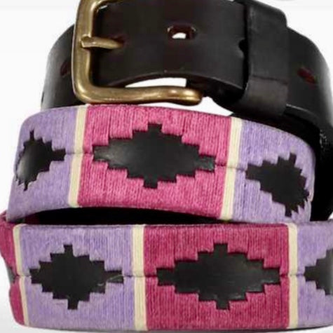 Argentinian Polo Belts & Collars