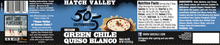 Load image into Gallery viewer, Hatch Valley Green Chile Blanco Queso Dip 15oz - 6 Pack Case