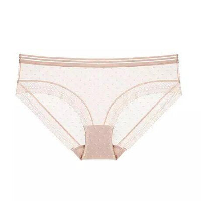 InvisiPanties 380230 Prettybust2 S Beige