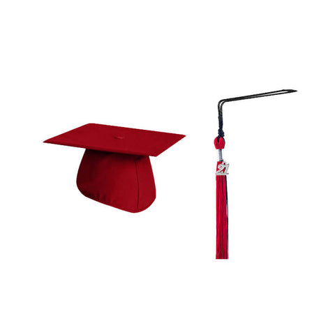 Lincoln High Cap and Tassel Only