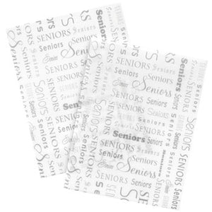 Announcement Tissue Inserts (Pack of 20)