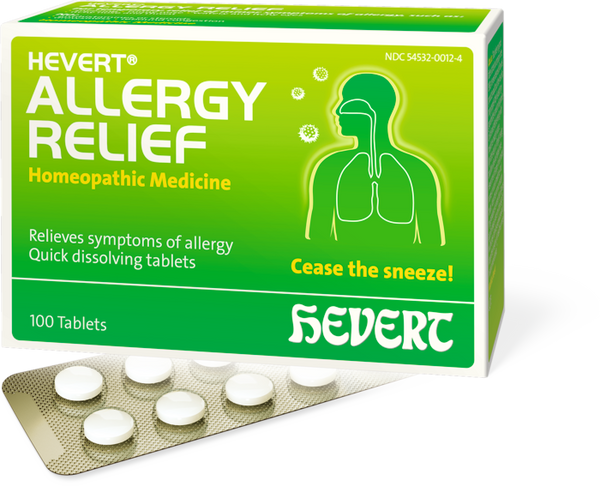 Allergy Relief 100t