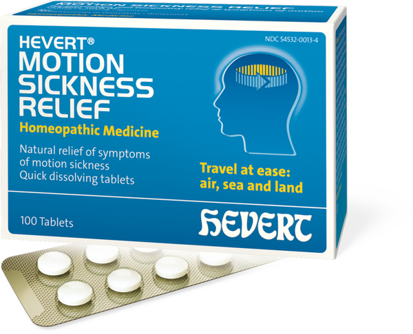 Motion Sickness Relief 100t