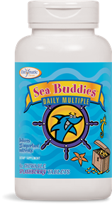 Sea Buddies™ Daily Multiple Splashberry 60c
