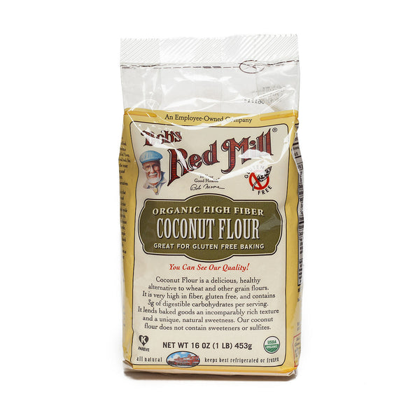 Bob's Red Mill Organic Coconut Flour -- 16 oz