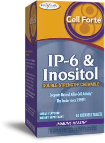 Cell Forte w/IP-6 and Inositol (Chewable) 60t