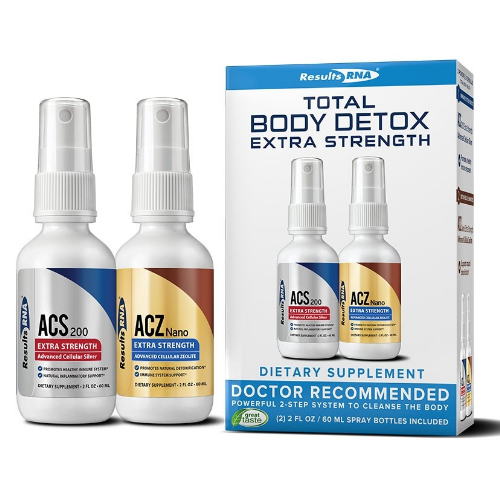 Total Body Detox Extra Strength 2 fl oz (60ml)