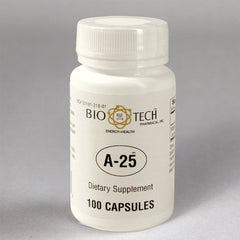 A-25 (Vitamin A) 100c - Natural Steps Formula