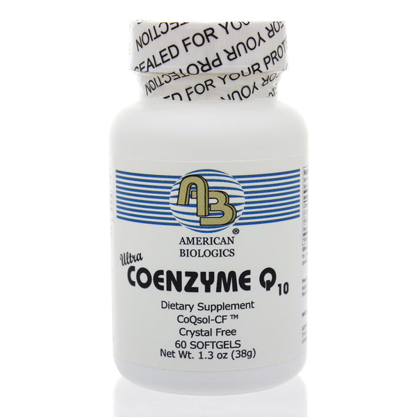 Co-Enzyme Ql0 60mg 60sg