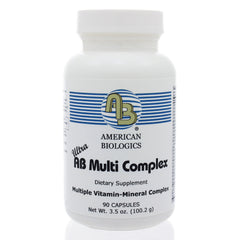 AB Multi Complex 90c - Natural Steps Formula