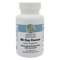 AB Oxy Flavone 60c - Natural Steps Formula