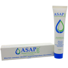 ASAP OTC Wound Care Gel 1.5 oz