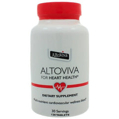 AltoViva for Heart Health 120t