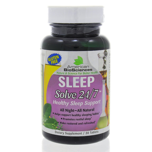 SleepSolve 24/7®  30 Tablets