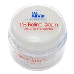 1% Retinol Cream 1.7oz - Natural Steps Formula
