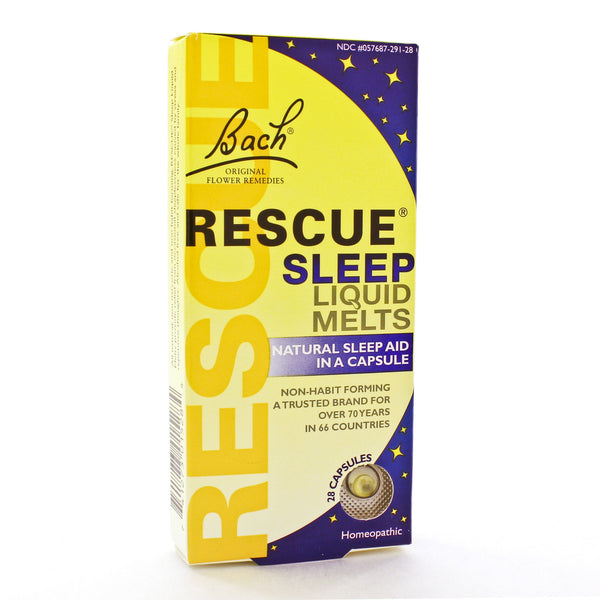 Rescue Sleep Liquid Melts 28c
