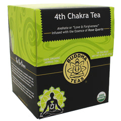 4th Chakra Tea 18tb - Natural Steps Formula