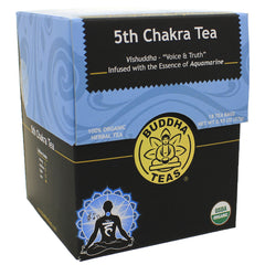 5th Chakra Tea 18tb - Natural Steps Formula