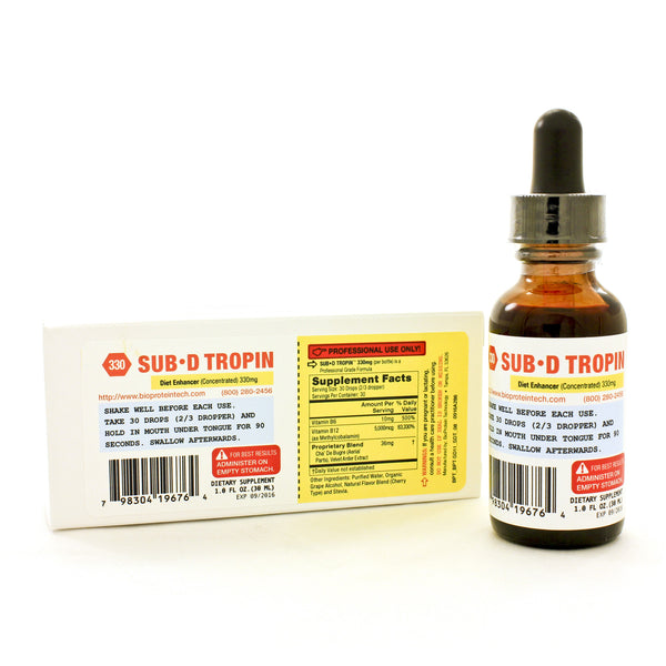 Sub D Tropin Liquid 1oz