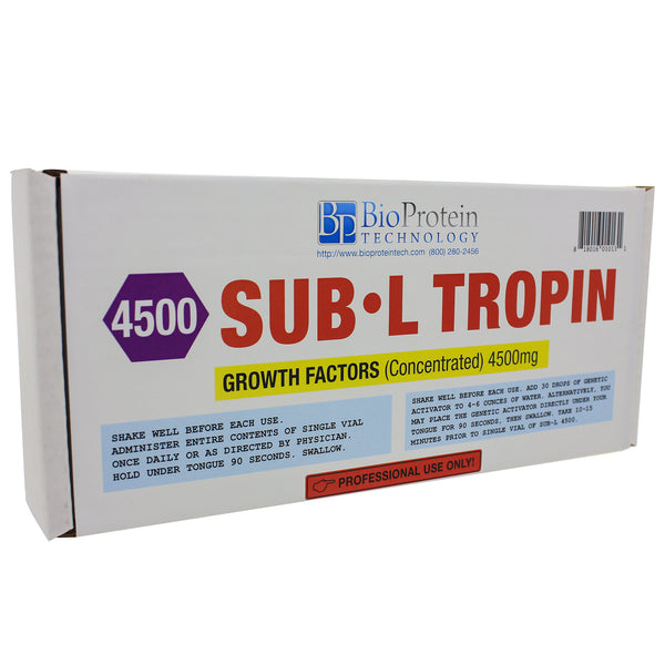 Sub L Tropin 4500 + Genetic Activator Kit 75ml