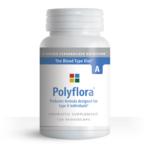 Polyflora Probiotic (Type A) 120с