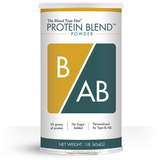 Protein Blend Powder (Type B/AB) 454g