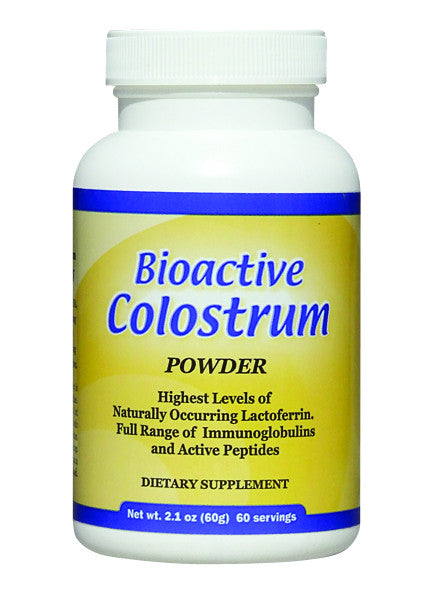 Bioactive Colostrum Powder 60 Grams