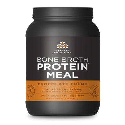 Bone Broth Protein Meal - Chocolate Crème 811g