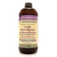Liquid Adrenal Balance and Stress Defense 16oz