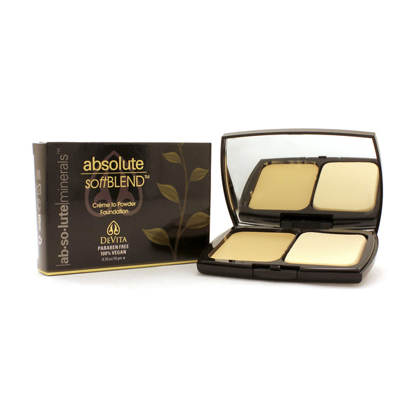 absolute SoftBLEND 15gm compact (Aberdeen #1)
