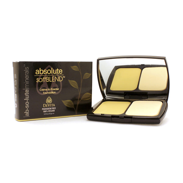 absolute SofBLEND 15gm compact (Bavaria #2)