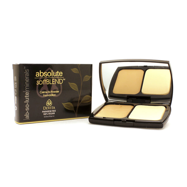 absolute SoftBLEND 15gm compact (Nottingham #3)