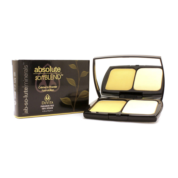 absolute SoftBLEND 15gm compact (Cozumel #4)