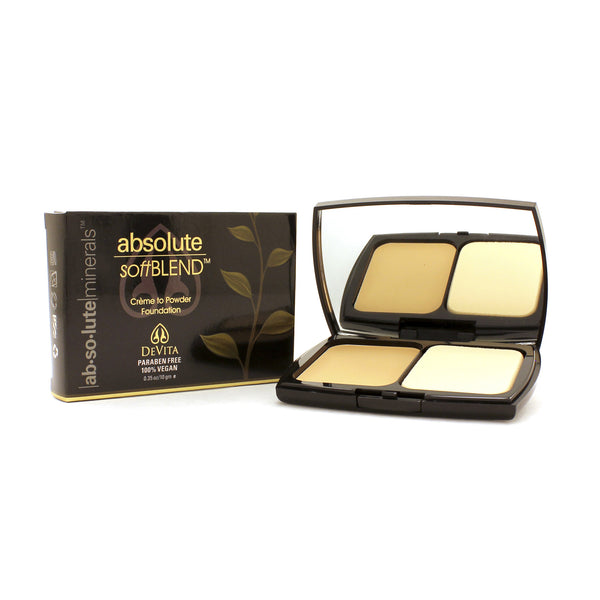 absolute SoftBLEND 10gm compact (Sausalito #5)