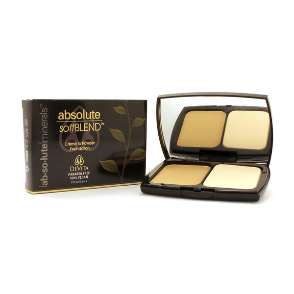 absolute SoftBLEND 15gm compact (Venezia#6)