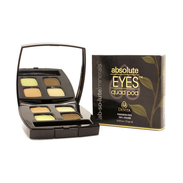 absolute EYES quad pod (Aegean Bronze Collection)