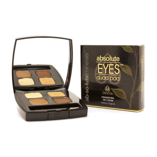 absolute EYES quad pod (Chocolate and Vanilla)