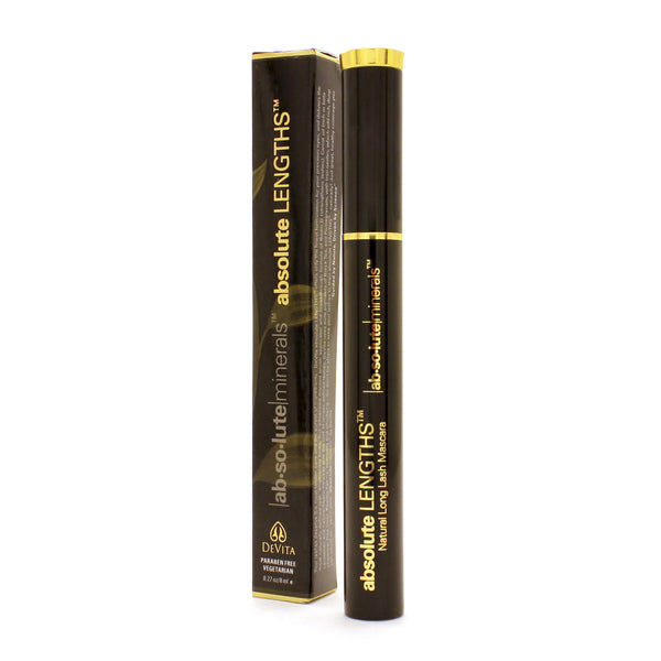 absolute LENGTHS mascara tube (Absolute Black)