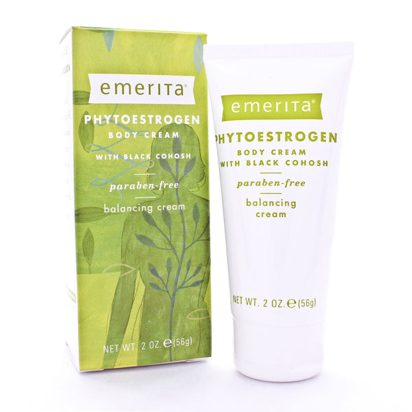 Phytoestrogen Body Cream 2oz