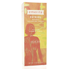 Estriol Cream 4oz (Emerita)