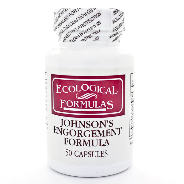 Johnson's  Engorgement  Formula  50c