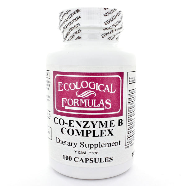 Co-Enzyme B Complex 100c