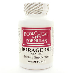 Borage Oil GLA-240 60c