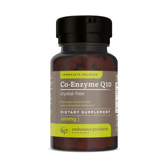 Immediate Release Co-Enzyme Q10 (Crystal-free) 100mg 60t