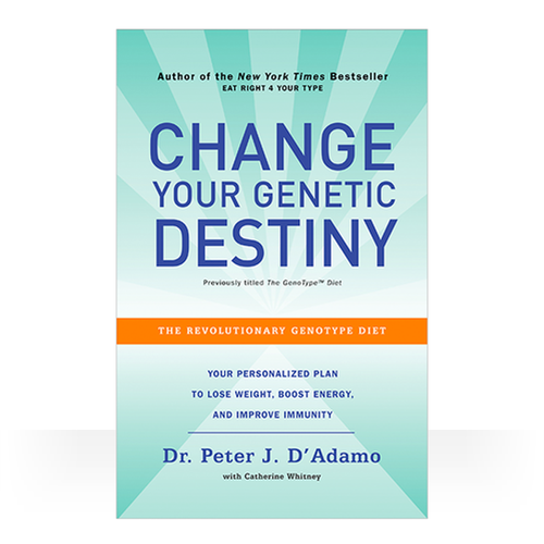 Change Your Genetic Destiny (book)