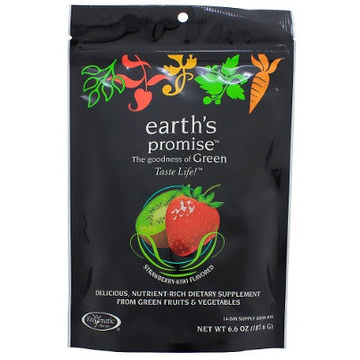 Earth's Promise™ Green: Strawberry-Kiwi 14 day pouch