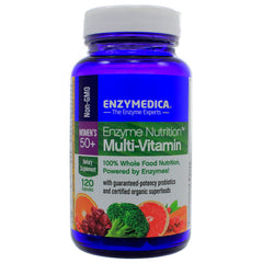 Enzyme Nutrition Womens 50+ 120c